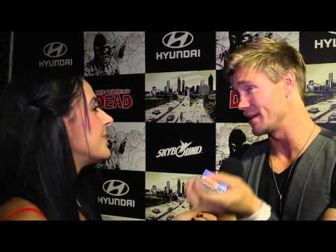 Chad Michael Murray Interview 2012 - One Tree Hill Movie!?