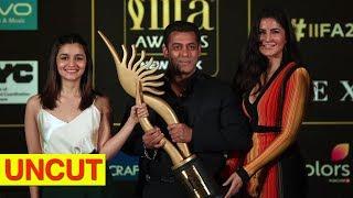 Salman Khan, Katrina Kaif & Alia Bhatt Attend Award Press Conference 2017 | UNCUT