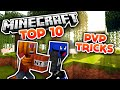 Minecraft - Top 10 PvP Tipps & Tricks! (Deutsch/German)