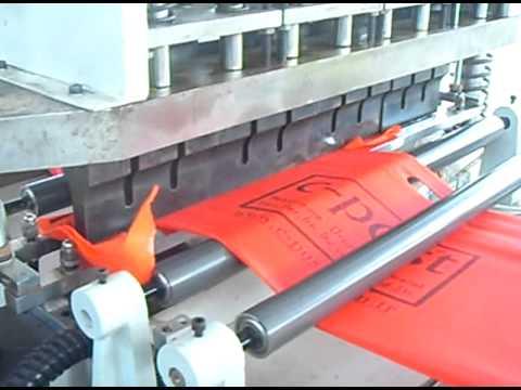 Máquina de Fazer Sacola em TNT