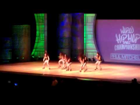 Legit Status in the 2011 World Hip Hop International Dance Championship Finals