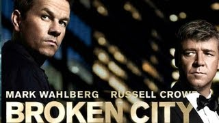 Broken City Trailer (2013)