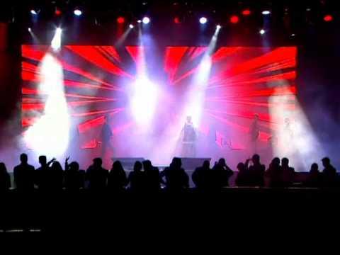 DAVID SABOY Feat. AJDA PEKKAN INONU STADI PERFORMANCE