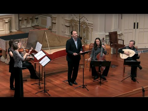 Henry Purcell: Strike the Viol; Thomas Cooley, tenor