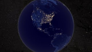 Earth at Night!! Amazing!