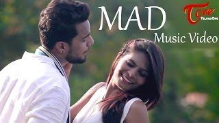 MAD | New Official Music Video | by Pooja Reddy, Gowtham Nanda - TELUGUONE