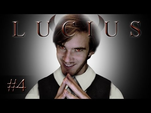 HAPPY HALLOWEEN! :D - Lucius: Part 4 - Playthrough
