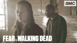 'Mentally Lost' Inside Ep. 409 BTS |Fear the Walking Dead - AMC