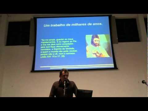 01/08/11 - O Filme dos Espíritos - André Morouço (1/3)