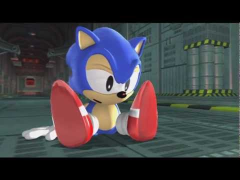 Sonic Generations - Boss: Death Egg Robot