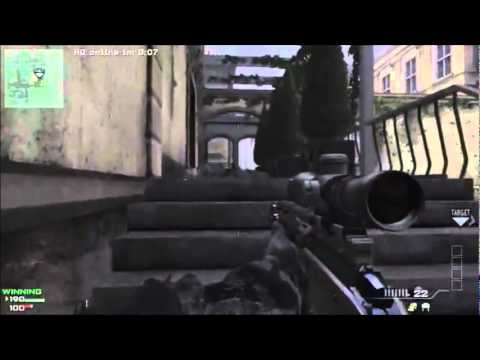 MW3 II QuickScoping Montage II Epic Ownage