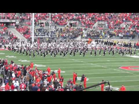 TBDBITL Entrance OSU Vs Michigan 2012