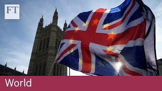 UK government wins vote on customs union amendment - FINANCIALTIMESVIDEOS