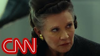 Carrie Fisher's farewell in 'Star Wars: The Last Jedi' - CNN