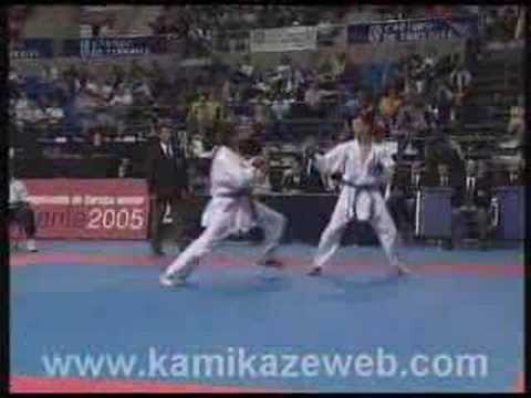 WKF Karate 2005 EKF European Championship Highlights