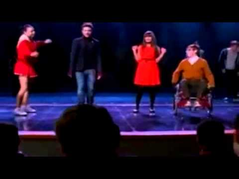 Glee Black or White Full Performance Official Music Video