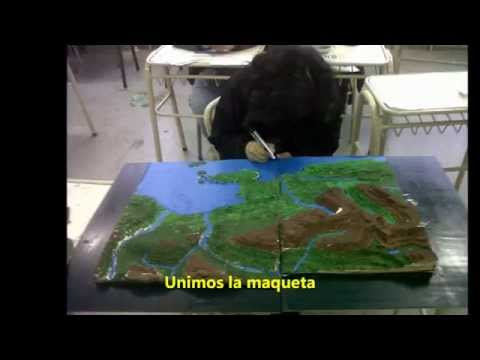 tutorial maqueta topografica   2do 6ta Sobral