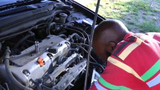 FIX MY CAR PART 1 How Not To Change a Starter in a Honda