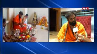 Bellary BJP MP Sriramulu Face To Face over Karnataka Polling | CVR News - CVRNEWSOFFICIAL