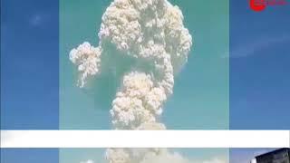 Indonesia's Mount Sinabung Volcano erupts after 7 years - ZEENEWS