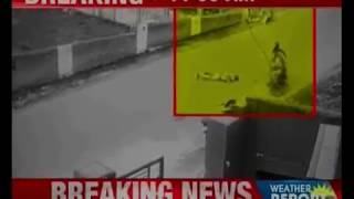 J&K: Bikers attempt to molest girl rising a scooty; incident caught on CCTV cameras - NEWSXLIVE