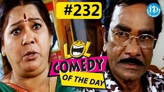 Comedy Of The Day 232 || Kondavalasa Comedy With Telangana Sakuntala || Pilla Dorikithe Pelli Movie - IDREAMMOVIES