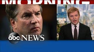 Ronan Farrow on breaking story of 2nd Kavanaugh accuser - ABCNEWS