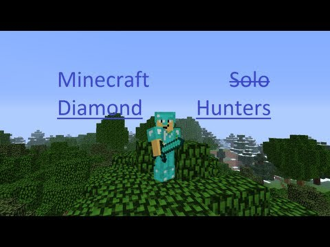 Minecraft Diamond Hunters (Minecraft Solo) Episode 8 : Cow killing spree
