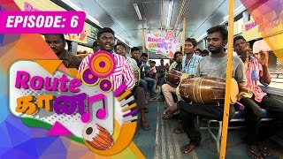 Route Gaana 21-06-2015 – Vendhar TV Show Episode 06