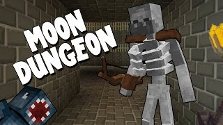 watch the youtube video Minecraft - Mission To Mars - Moon Dungeon! [14]