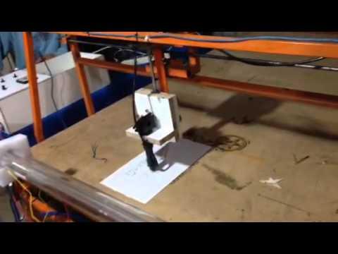 CNC a laser caseira