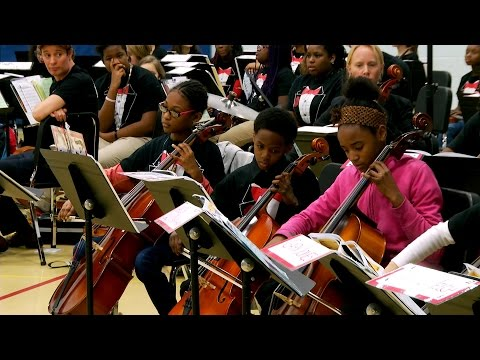Transforming Lives through Music