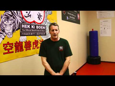 HKB Wing Chun[Black Flag Wing Chun] Testimony from USA, North America #98