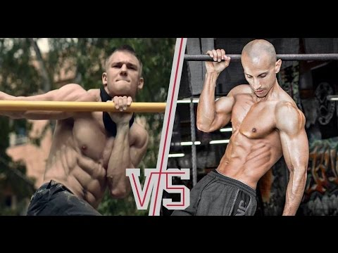 Frank Medrano & Adam Raw - Calisthenics & Fitness Motivation 2016 [HD]