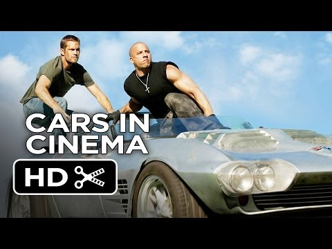 A History of Cars in Cinema (2014) - Famous Movie Cars HD