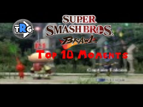 TheRunawayGuys Super Smash Bros Brawl Top 10 Moments