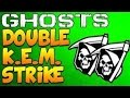 """Insane Double Unique """"KEM STRIKE"""" No reload and Pistol (Call of Duty Ghosts)"""