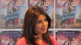 Priyanka Chopra at Teri Meri Kahaani s Press Conference in London - YouTube