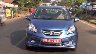 Honda Amaze VX Diesel and Petrol video review by CarToq.com