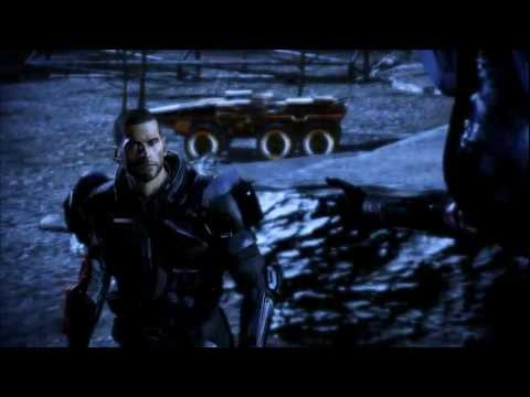 Mass Effect 3 Extended Cut | Liara Romance - The Final Goodbye