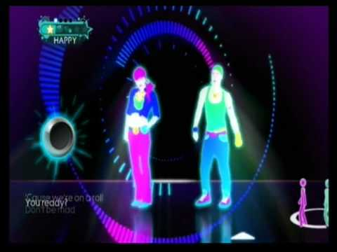 Just Dance 3 - Nelly Furtado feat. Timbaland -- Promiscuous (Wii) FULL