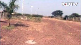 जमीन अधिग्रहण में भेदभाव का आरोप - NDTVINDIA