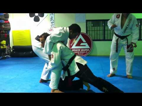BJJ Kuwait Kyokai #1   
