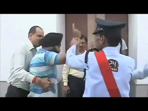 Sharad Pawar slapped by Sardaar ji - Slap Song - Why this Kolaveri Jee!