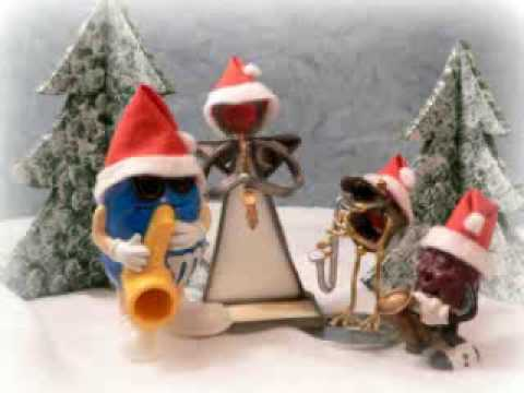 Christmas Jazz Suite Sax Quartet