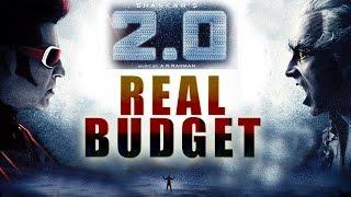 Rajinikanth 2.0 Real Budget | Akshay Kumar | Shankar | Amy Jackson | Lyca Productions | AR Rahman - IGTELUGU