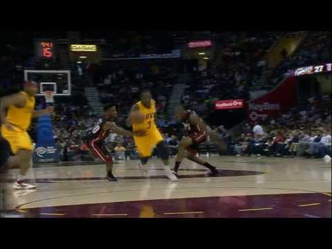 Dion Waiters posterizes The Birdman!