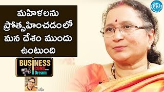 We Far Better Than Other Countries - Ramadevi || Business Icons With iDream - IDREAMMOVIES