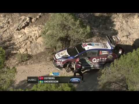 WRC Acropolis Rally 2013: Stages 1-5