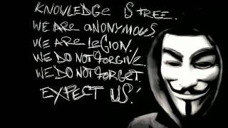 Anonymous - imagem retirada do Google.